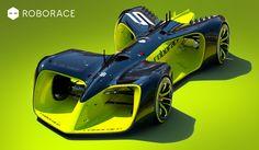 These Futuristic Race Cars Push Motorsport Beyond Human Limits