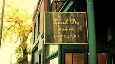 The Local Pig - Take a Peak Inside by LOCAL PIG. We believe in local farms, humanely raised meats, and damn good eating. Local Pig provides the people of Kansas City with a wide selection of steaks, roasts, chops, sausages, burgers and charcuterie.