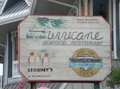 Hurricane Restaurant in Pass A Grille florida  360 degree view of P-a-G and the beach! Aunt Kay LOVED this place!