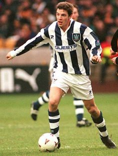 Andy Hunt, 1996-97 - #West Bromwich Albion #Quiz  #West Brom