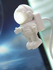 The Astronauts USB Lamps LED Table Lamps Computer Night Light – USD $ 41.99