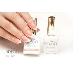 Gel Polish French Pink by Paulina Walaszczyk Indigo Educator Łódź! Follow us on Pinterest. Find more stuff at www.indigo-nails.com #nailart #nails #gelpolish #french #pink #nude #natural #classy #indigo