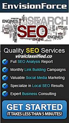 Provision of all-in-one affordable SEO packages, customized to your needs and with unique written, audio and video content will accelerate your web traffic and ranking fast for much increased sales and profits. http://seomarketinghq.wordpress.com