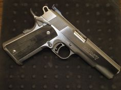 Photo by Paul Doyle 1911 Grips, 45 Acp, Pistols, Firearms, Hand Guns, Weapons, Models, Sexy, Fire
