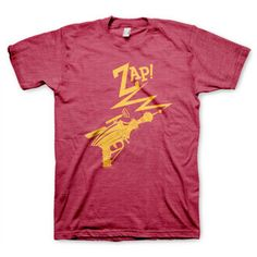 Ray Gun Go Zap Tee now featured on Fab.