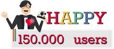 150.000 Thank-yous! #followgram