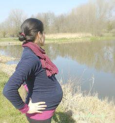 Une grossesse et un accouchement au naturel, une grossesse en grande partie #vegan, un accouchement sans péridurale : mon récit, mes remèdes de grand-mère #végétalien