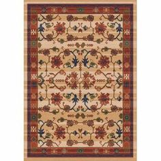 "Milliken & Company Sharak Ecru Runner: 2 Ft. 4 In. X 15 Ft. 6 In. Rug by Milliken. $249.00. 28""""W x 186""""D. Finish: Runner: 2 Ft. 4In. X 15 Ft. 6 In.. -Stainmaster brand stain treatment -Alphasan Antimicrobial -10 year wear warranty"