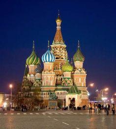 Catedral de São Basílio, Praça Vermelha, Kremlin, Moscou, Rússia