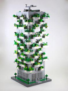 LEGO Bosco Verticale Mark II
