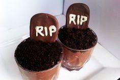 Chocolate Halloween Mousse