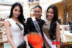 การแข่งขัน Miss Universe 2013 ...