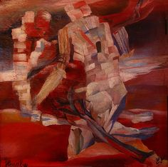 Exposition Art Blog: Eva Svankmajerova - Czech surrealist artist
