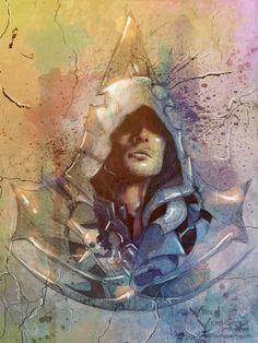 Assassin's Creed: Black Flag   Edward Kenway •Vincent Vernatacola