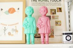 clonette dolls from solo villa 소포 빌라 African Dolls, Jobs For Women, Wooden Figurines, Decoration, Artisan, Villa, Kid, Toys, Children