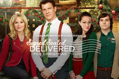 Signed, Sealed, Delivered for Christmas -   5 stars despite the lead actor trying to be benedict cumberbatch's sherlock with emotions.