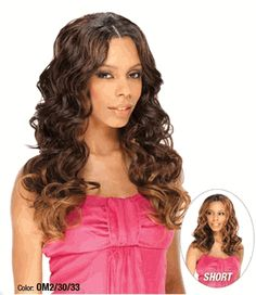 Freetress Equal Double Synthetic Invisible Elegance Weave 4 PCS