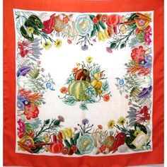 How To Wear Scarves, Wearing Scarves, Missoni, Kenzo, Leonard Paris, Gucci, Tapestry, Vintage, Prints