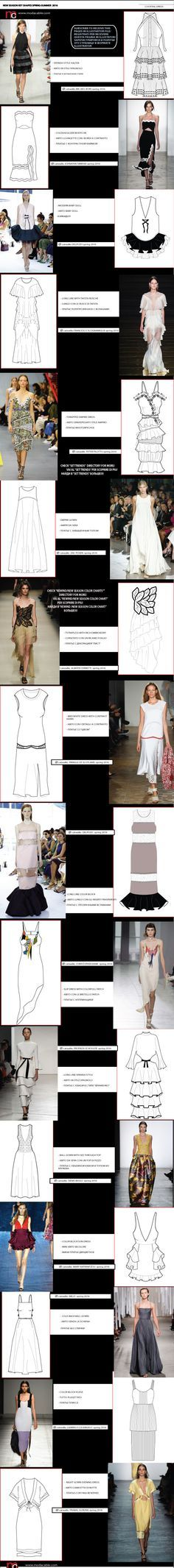 only at www.modacable.com.. key shapes spring 2016, in order to see this page and load the vector format please register.its free!!