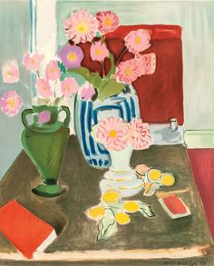 After Henri Matisse, 'A Nature Morte', 1933