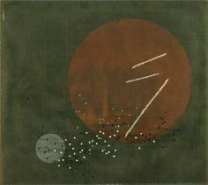 Space Modulator L3, 1936, Laszlo Moholy-Nagy