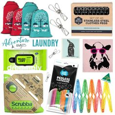 From Aussie made Pegless Clotheslines to Biogegradable Dish Clothes and Stainless Steel Pegs - we have all the cool stuff! Clotheslines, Eco Clothing, Clothes Pegs, Laundry In Bathroom, Adventure Awaits, Dish, Stainless Steel, Shop, Laundry Lines