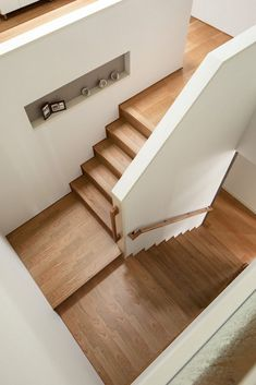 Home Stairs Design, Interior Stairs, Home Room Design, Modern House Design, Home Interior Design, Staircase Design Modern, Modern Railing, Stairs Architecture, Interior Architecture