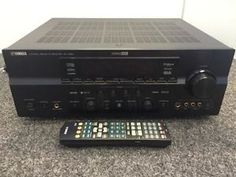 Yamaha Home Theater Receiver Model RX-V863 w/ Original Remote was priced at $224.99 Available at Gadgets and Gold