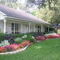 Landscaping Front Yard 30