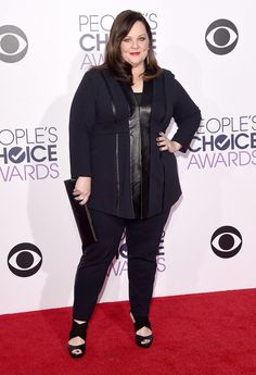 Congrats to Melissa McCarthy on her #PeoplesChoice win!