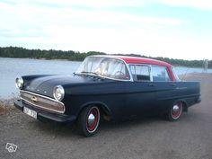 Opel Kapitän OLD OPEL 1960