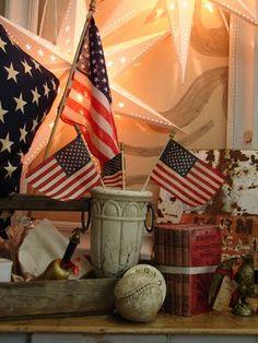 Americana display - Perfect!