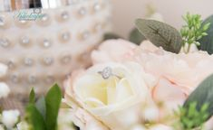 Beautiful Image of our Bride's wedding ring pictured in her rose bouquet  Photography by Klickapic Photography On Your Wedding Day, Wedding Bride, Perfect Wedding, Wedding Blog, Wedding Planner, Bouquet Photography, Wedding Photography, Bride Speech, Wedding Ring Pictures