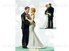Cheeky Couple Cake Topper Figurine - My Main Squeeze - Wedding Star item 9006 - hahaha I wonder how many would notice! Our Wedding, Dream Wedding, Wedding Things, Wedding Stuff, Wedding Cake Toppers, Wedding Cakes, Main Squeeze, Bridesmaid Dresses, Wedding Dresses