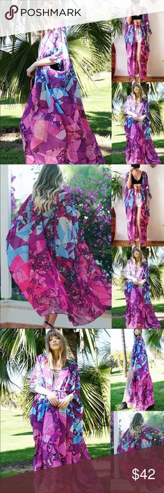 314d6537423b6 40 Best Kimono & Duster images in 2019 | Casual outfits, Clothing ...