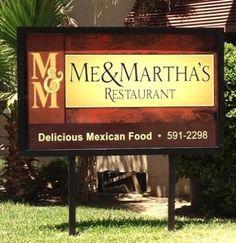 Me & Martha's