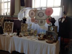 Lilly Dilly's at the Inspired Brides Wedding Fair, Leamington Spa 2016 #wedding #stand #Lilly Dilly's #Inspired Brides