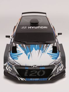 Hyundai Motorsport's first customer car just debuted in the form of the new i20 R5 at the Ypres Rally in Belgium.