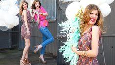 Spring LookBook   Chloe Rose  #delightfullychic