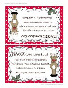 Reindeer foodpdf delish pinterest reindeer food pdf and food reindeer foodpdf spiritdancerdesigns Choice Image