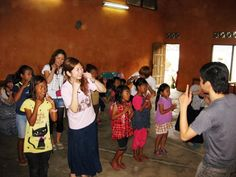 Teach a song to someone on the other side of the world through volunteering! Volunteers Around The World, The Other Side, Around The Worlds, Peace, Teaching, Teaching Manners, Room, Learning