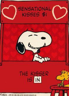 Sensational Kisses - The Kisser Is In!