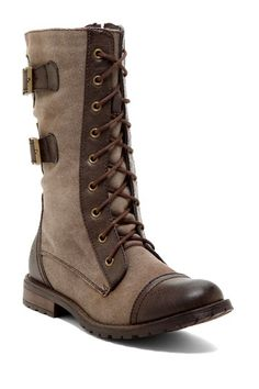 Groove Force Military Boot by Groove on @HauteLook