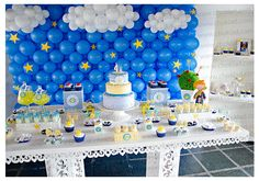 CHOKLAD: Festa Pequeno Príncipe - Miguel 4 anos