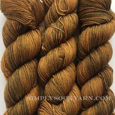 DIC SC Naked Shame #dreamincolor #cashmereyarn #lightfingering #sockyarn #washableyarn #brownyarn #knittingsocks
