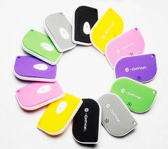 Anti Perte D'alarme Sans Fil Bluetooth 4.0 Key Finder Puce Bluetooth Tracer Caméra Déclencheur À Distance Pour