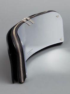 Maison Margiela Mirrored Wallet - - Farfetch.com