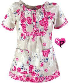 K149ARO Koi Scrubs Aroma Print Scrub Top $30.99 http://www.uniformadvantage.com/pages/prod/149pr-aro-koi-top.asp?navbar=11