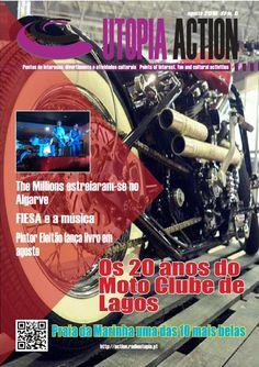 Revista Action n.º 6 - agosto 2016