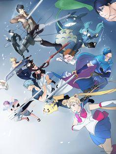 Fire Emblem - Awakened Avengers AnimeX contest entry by BaconLovingWizard.deviantart.com on @deviantART